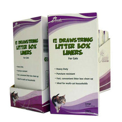 Drawstring Litter Box Liners