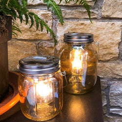 Mason Jar Decorative Light
