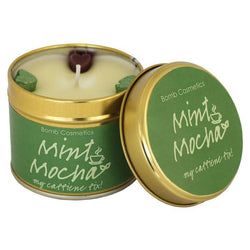 Scented Candle - Mint Mocha