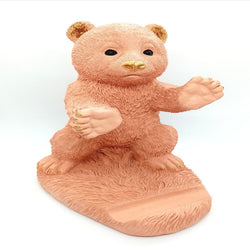 teddy bear phone stand