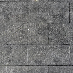 Irish Limestone Paving Slabs- Flamed Non Fossil
