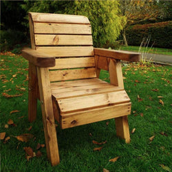 Traditional Wooden Chair for Kids