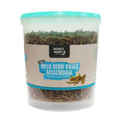 Dried Mealworm Bird Food
