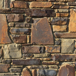 Orange-Brown Sandstone Walling Stone