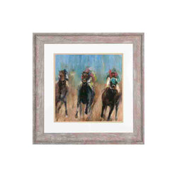 Horse Racing Wall Art