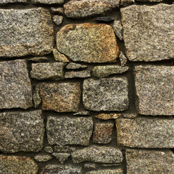 Salvage Granite Walling Stone