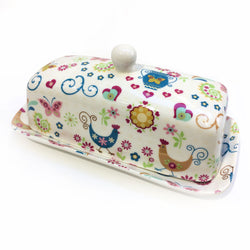Shannonbridge Butter Dish