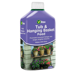 Vitax Tub and Hanging Basket Feed