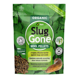 Vitax Slug Gone Wood Pellets