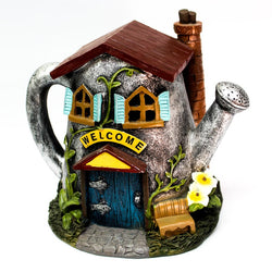 Fairy House Watering Can