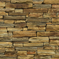 Yellow Quarz Walling Stone