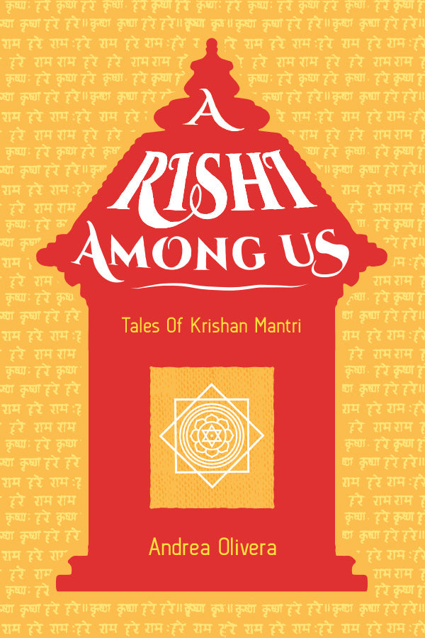 A Rishi Among Us: Tales of Krishan Mantri (ebook)