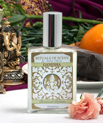 Ganesh Floral Water Scents