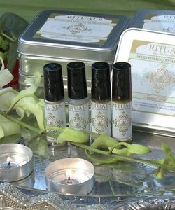 Ayurveda Rituals Kit (Small Sizes)
