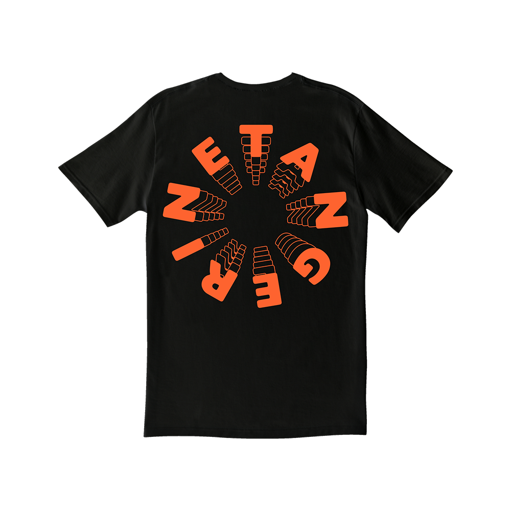 Black Tangerine T-Shirt
