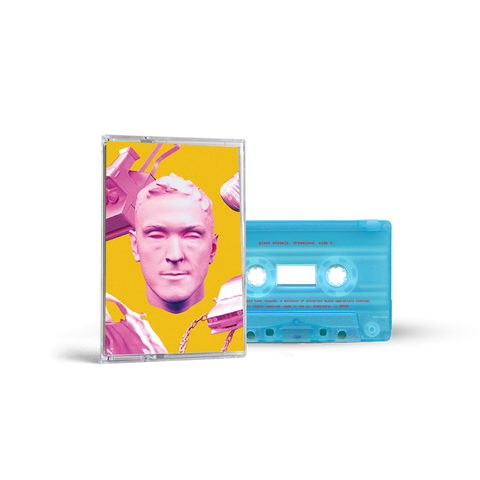 Dreamland Joe Yellow Art Cassette