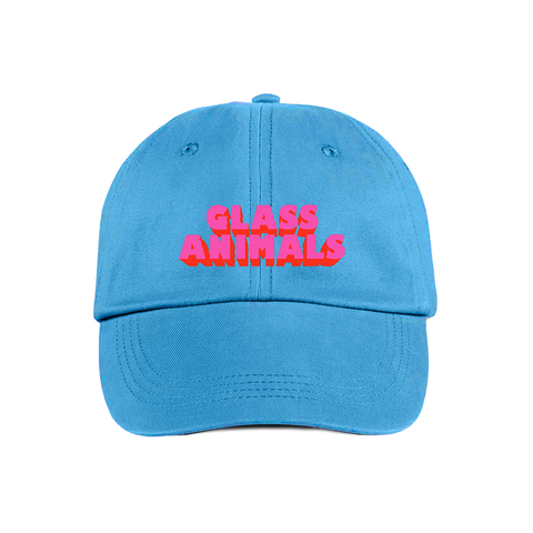 GA Blue Embroidered Cap