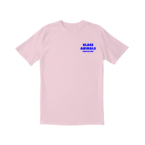INCREDIBLY LOUD PINK TEE