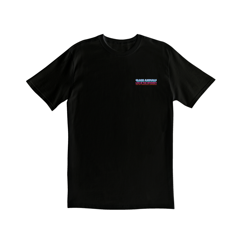 LITI Black T-Shirt