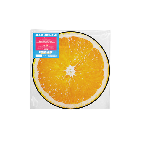 Dreamland - Tangerine Picture Disc