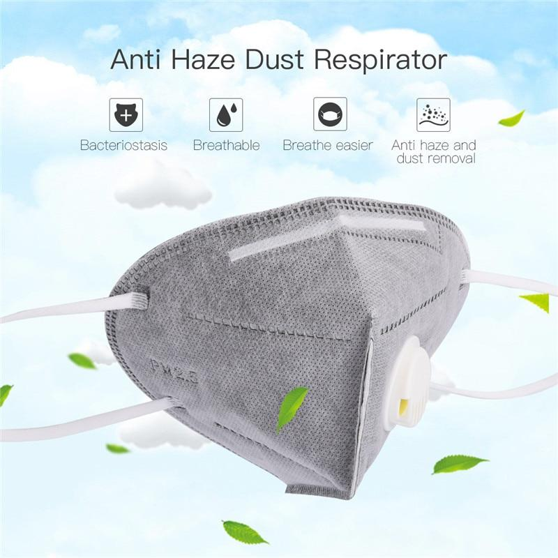 3D Respirator Mask with Filter - KN95 (HIGH COST) - MosQi