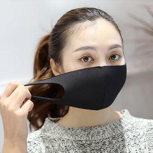 PM2.5 Face Mask Cover Outdoor Protection 3 pcs one set (RESTOCK LIMITED STOCK) - MosQi