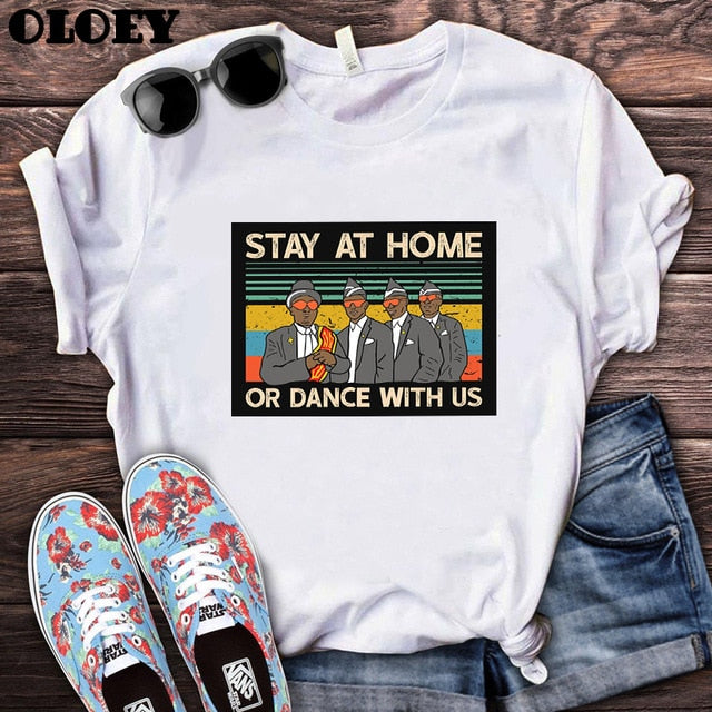 Funny Coffin Dance Meme T Shirt OLOEY Design (Original) - MosQi