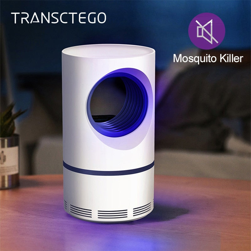 Mosquitonitex - USB POWERED LED MOSQUITO KILLER LAMP [QUIET + NON-TOXIC] - MosQi
