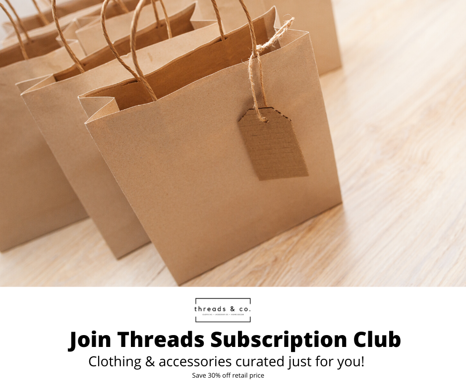 Threads Subscription Club (Quarterly Payment)