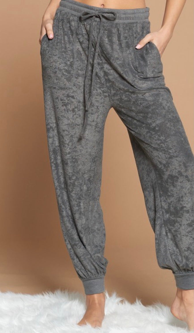 TERRY JOGGERS