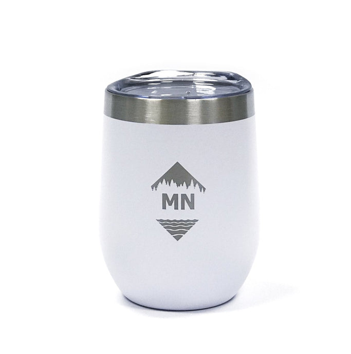 MN WINE TUMBLER (3 COLORS!)