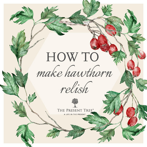 Hawthorn Berry Relish Recipe