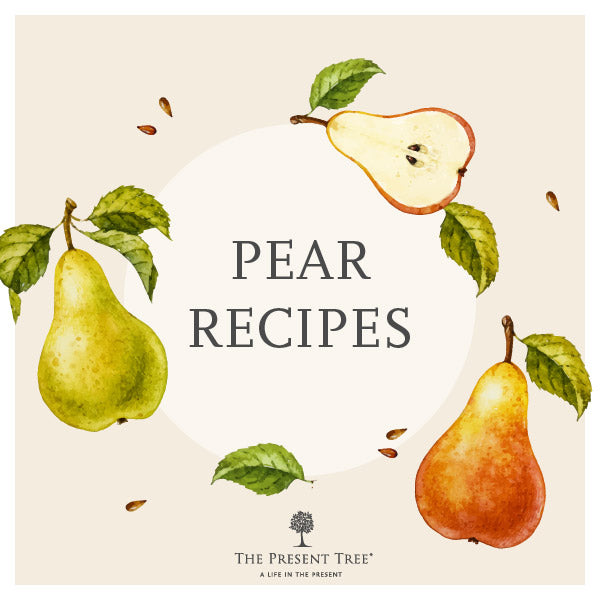 Perfect Pear Recipes