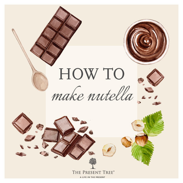 How to make your own Nutella