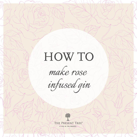 Rose Infused Gin Recipe