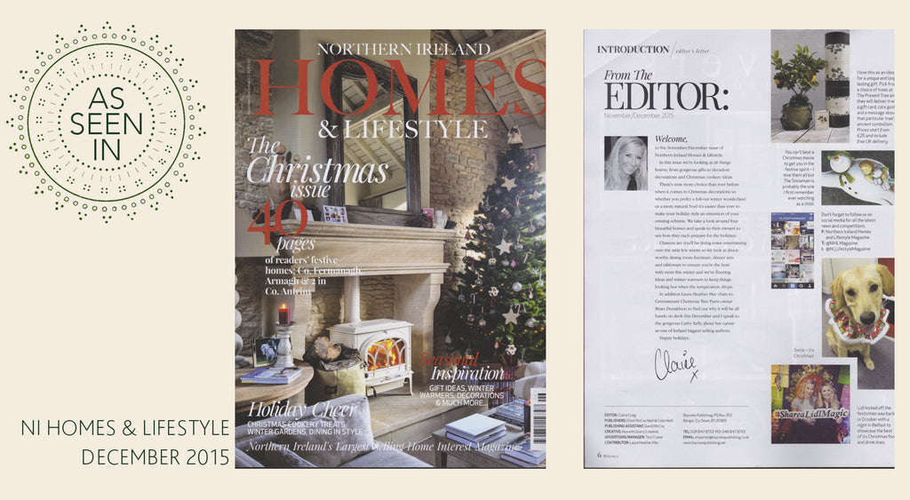 NI Homes & Lifestyle December 2015