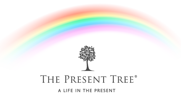Rainbow over The Present Tree