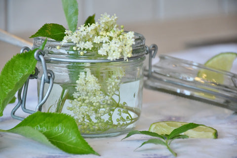 Make your own Elderflower Cordial