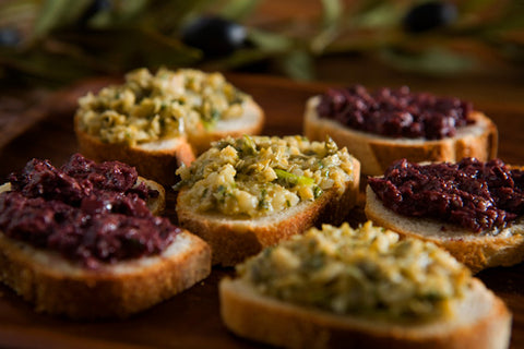 Tasty tapenade
