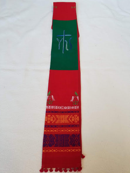 Handwoven Clergy Stole