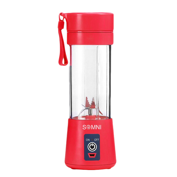Rechargeable Portable Blender With 6 Blades