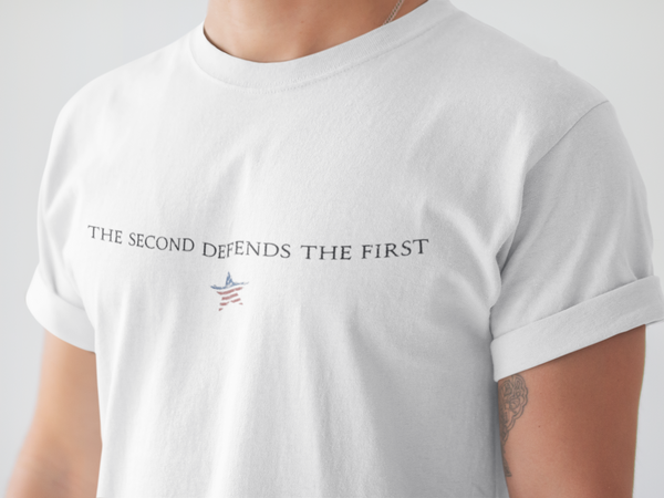 Second Amendment Shirt, 2A Shirt, Men's 2A shirt, Men's 2A t-shirt