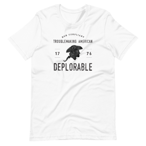 Deplorable t-shirt
