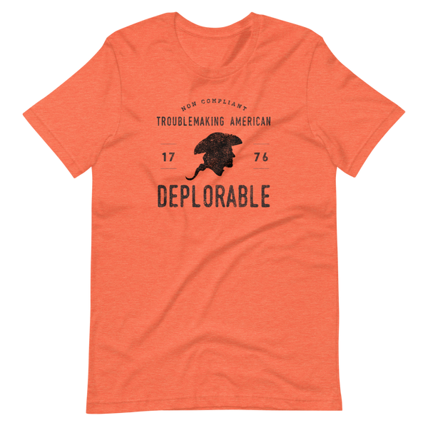 Deplorable shirt