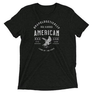 Unapologetically American t-shirt