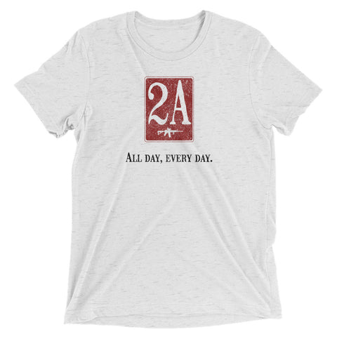 2A - All Day Every Day Short sleeve t-shirt