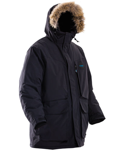 Calida Insulated Jacket, Jet Black