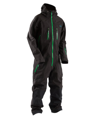 Ludo Mono Suit, Jet Black
