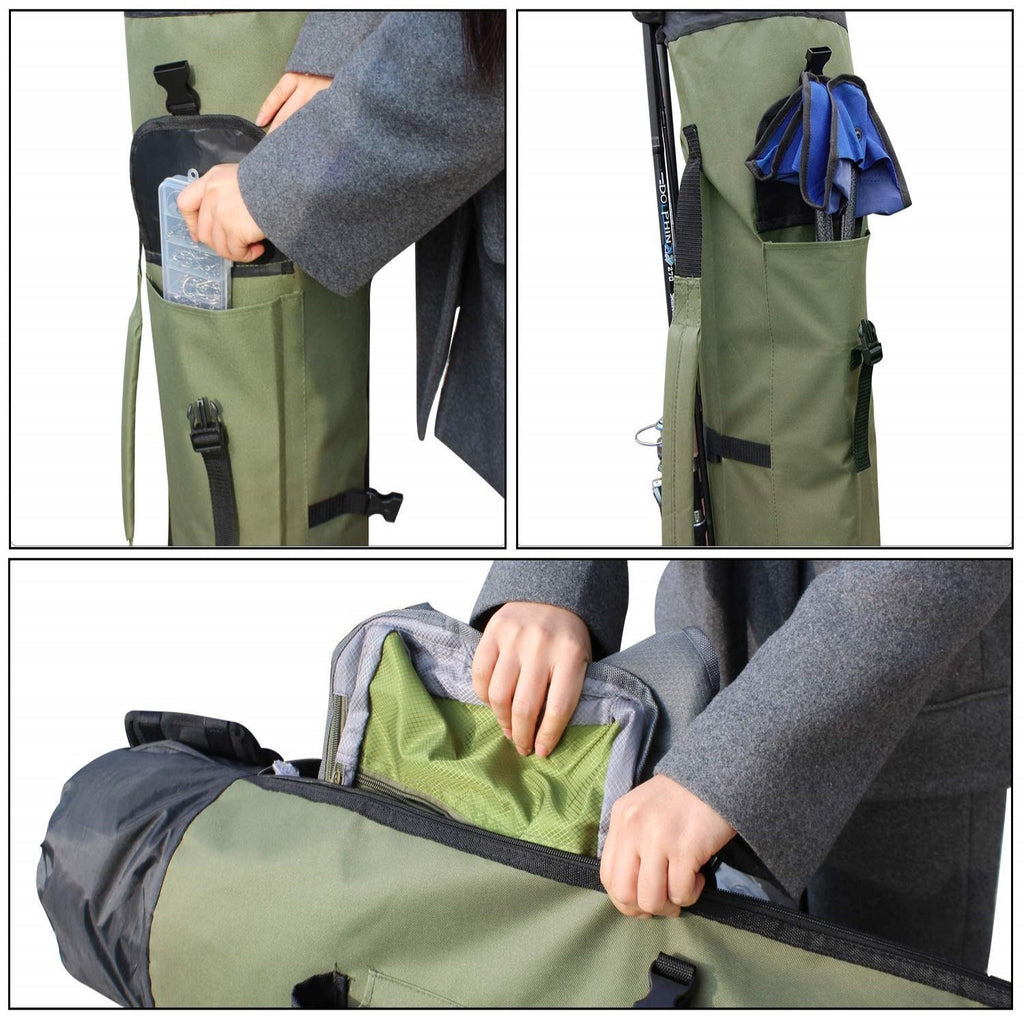 Fishing Rod Holder Bag
