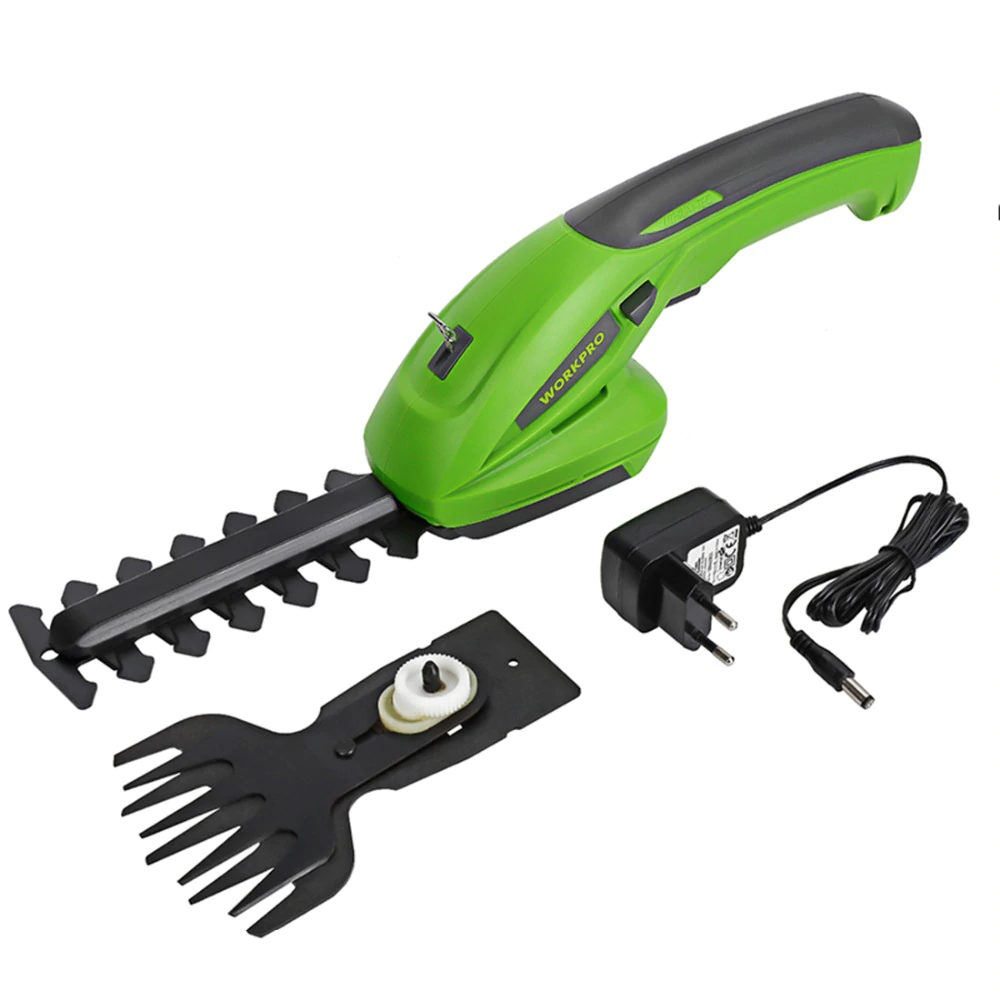 Electric Hedge Trimmers Cordless Grass Clippers